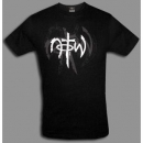 "T-Shirt ""Edgy Grunge Black"""